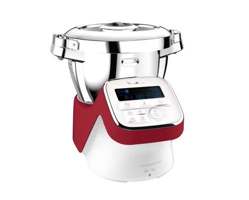 Robot Cuiseur Multifonction Connecté Moulinex I-companion XL - 1550 W
