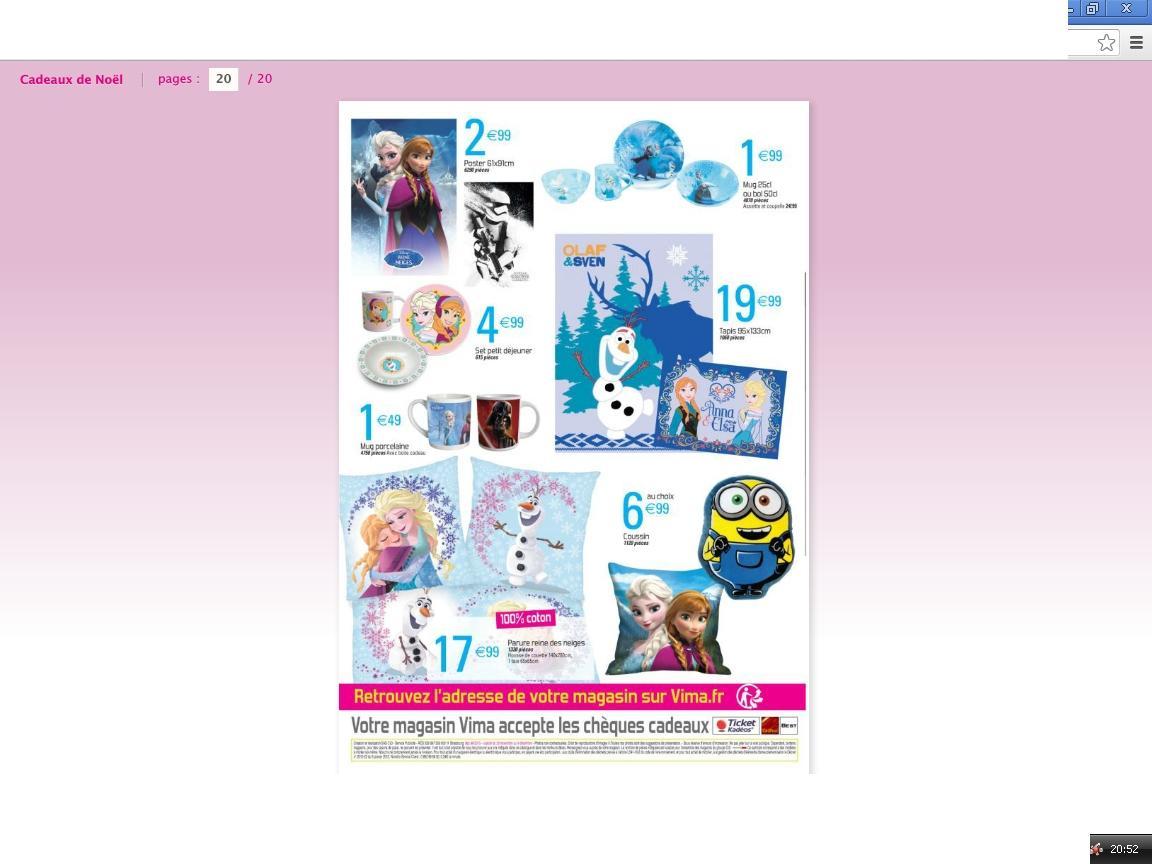 Sélection de produits Reine des Neiges en promotion - Ex : Mug porcelaine