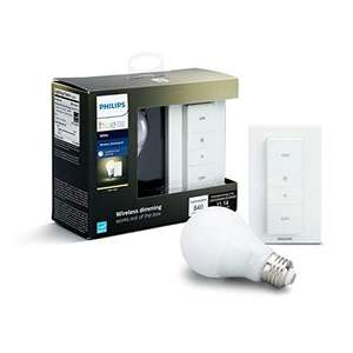 Ampoule connectée Philips Hue Dimming Kit White - E27, 9,5 W