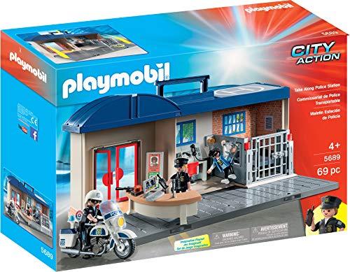 Playmobil - Station de Police (5689)