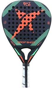 Raquette de Padel Drop Shot Battle Carbon (Vendeur tiers)