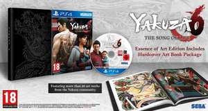 Yakuza 6 - The Song of Life - Launch Edition sur PS4