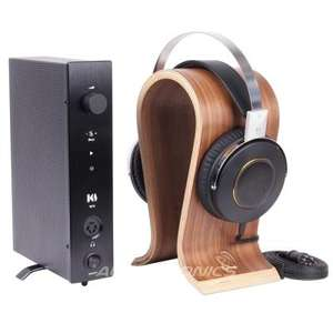 Pack Kingsound : Casque audio électrostatique KS-H2 + Amplificateur M-10
