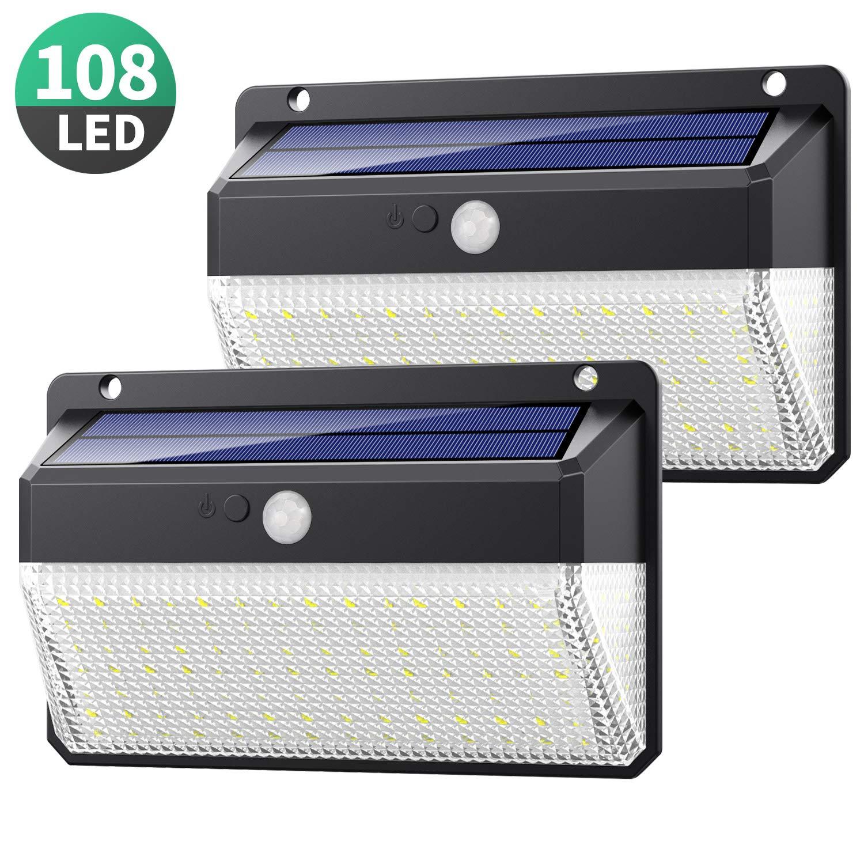 Lampe Solaire Extérieur 108 LED (vendeur tiers)