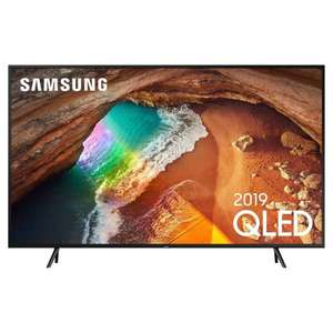 "TV 65"" Samsung QE65Q60RAL - Dalle VA, 100Hz, QLED, 4K UHD, HDR 10+, Smart TV"
