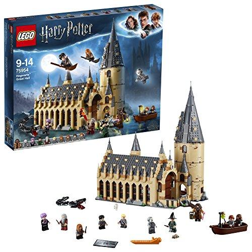 Lego Harry Potter - La grande salle de Poudlard 75954