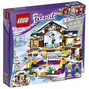 LEGO Friends 41322 - La Patinoire de la Station de Ski