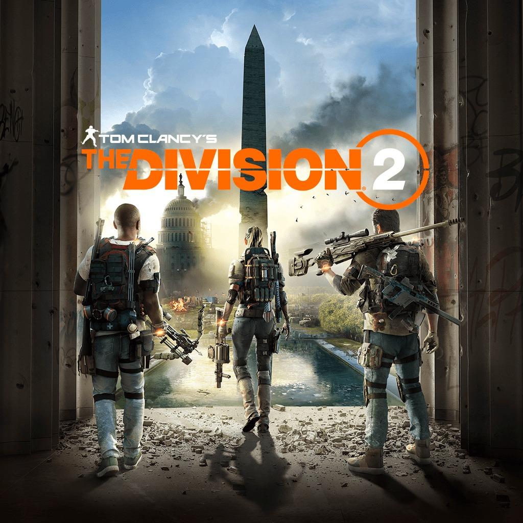 Tom Clancy's The Division 2 à 21€ et Gold Edition à 30€ sur PC (Dématérialisé)