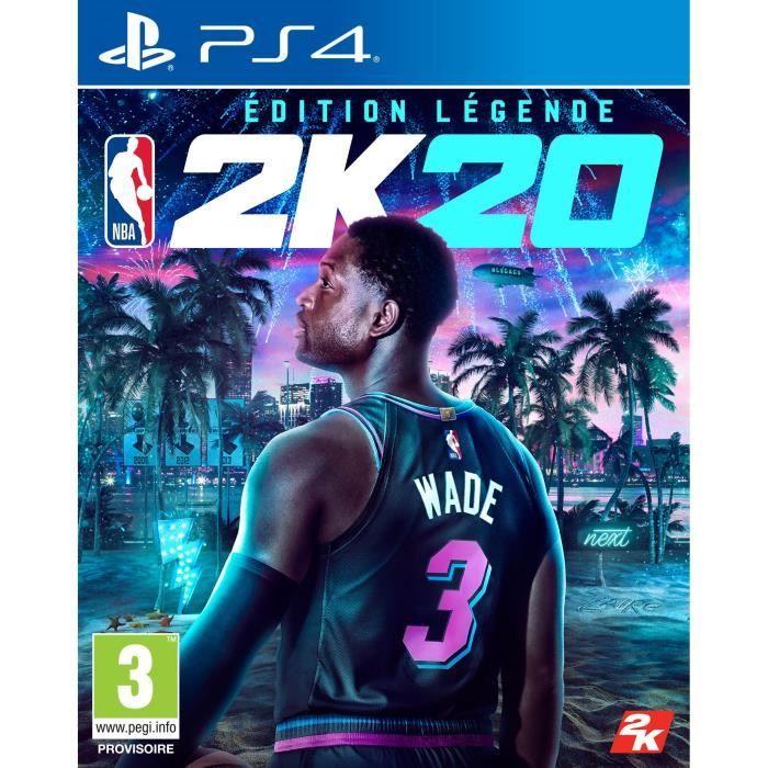 NBA 2K20 - Édition Légende sur PS4