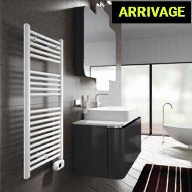 Sèche-serviettes programmable Delonghi Cobram 500 - 500 W
