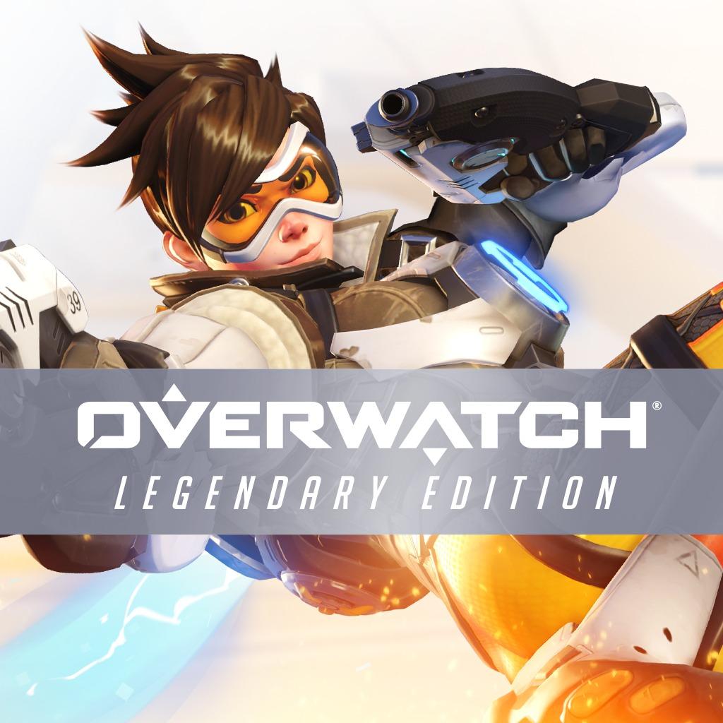 Overwatch - Édition Legendary sur Switch (dématérialisé)