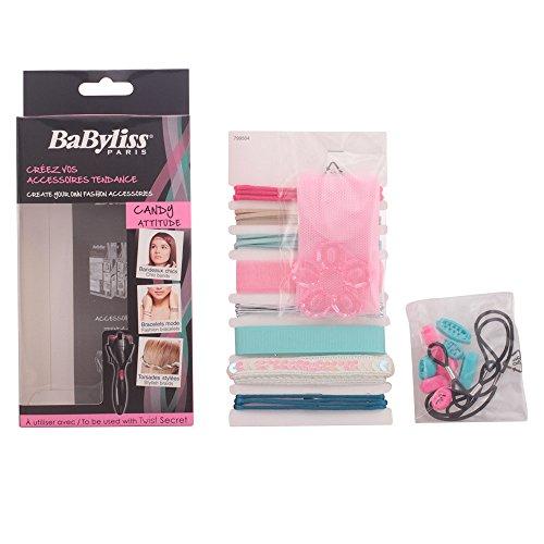 Lot de 2 kits d'accessoires Babyliss Twis'T Candy
