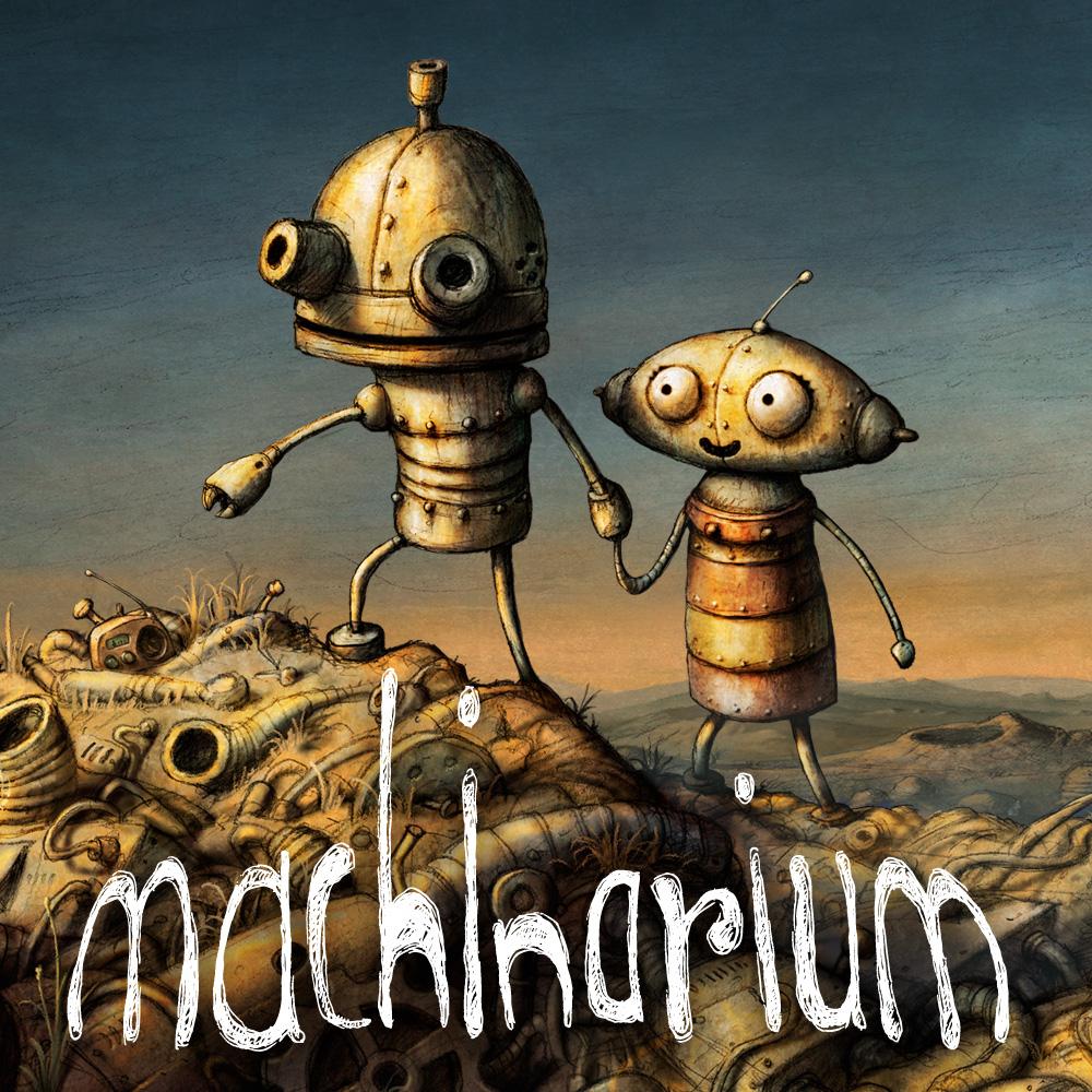 Machinarium sur Switch (dématérialisé)