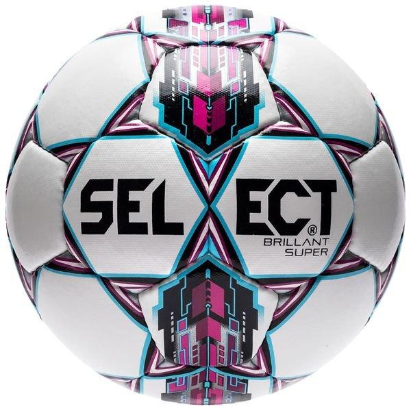 Ballon de football Unisport Select Brillant Super - taille 4 ou 5