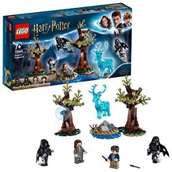 Jeux de construction Lego 75945 - Harry Potter Expecto Patronum (Frontaliers Belgique)