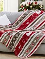 Taie d'oreiller Clarisse pur coton + Plaid de Noël offert