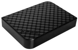 "Disque Dur Externe 3.5"" Verbatim Store n Save - 4 To, USB 3.0"