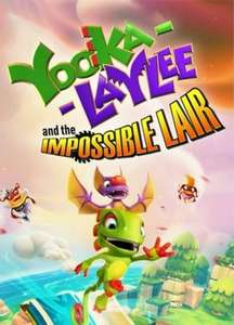 Jeu Yooka-Laylee and the Impossible Lair (Dématérialisé - Steam)