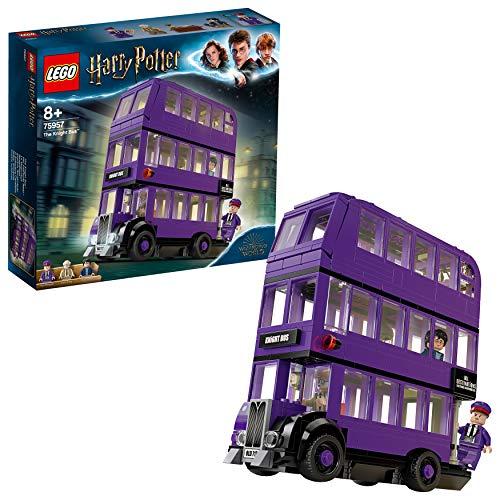 Jeu de construction Lego Harry Potter - Le Magicobus (75957) - 403 Pièces
