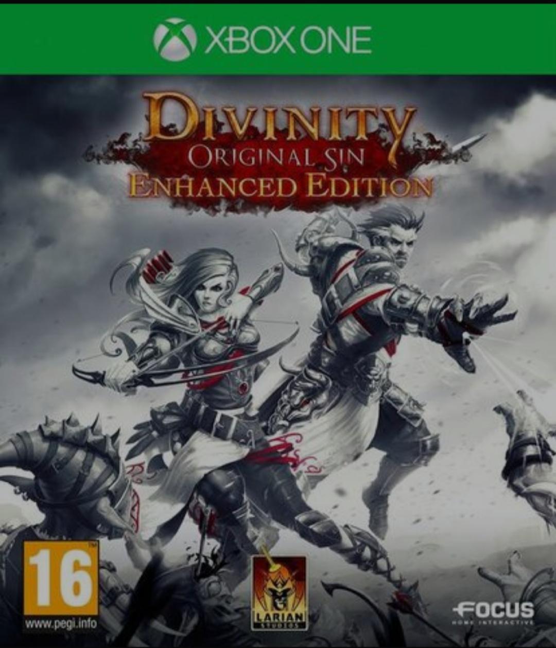 Divinity - Original Sin - Enhanced Edition sur Xbox One