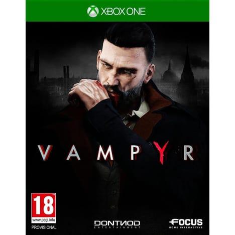 Sélection de jeux vidéo en promotion - Ex : Vampyr sur Xbox One