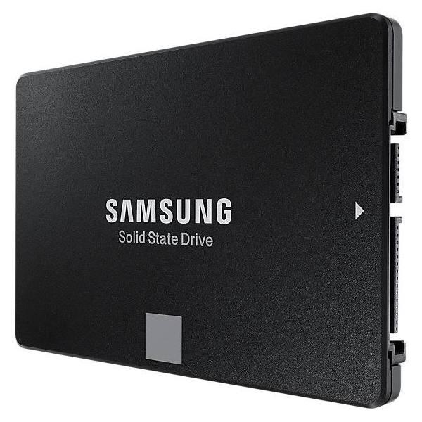 """SSD Interne 2.5"""" Samsung 860 EVO (MZ-76E1T0B/EU) - 1 To (109,99€ avec code WELCOMESEP)"""