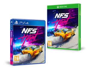 [Précommande] Need For Speed Heat sur PS4 & Xbox One (+5€ en bon d'achat)