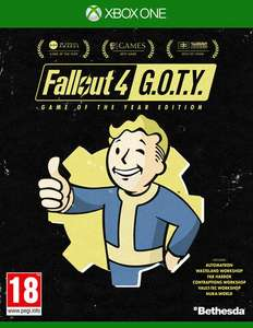 Fallout 4 - GOTY sur Xbox One