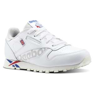 Chaussures enfant Reebok Classic leather