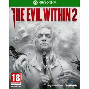 The Evil Within 2 sur Xbox One