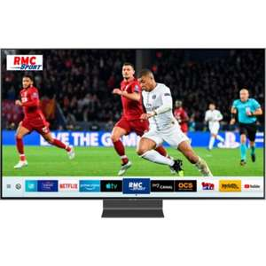 "[Adhérents Macif Avantages] TV QLED 55"" Samsung QE55Q90R 2019 - Full Led, 100 Hz, 10 bits, smart TV (via ODR 500€)"