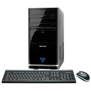 PC de bureau Medion Akoya PC8585 (Intel Core i5 3330 3.0GHz, 6GB RAM, 1TB HDD, WLAN, Integrated Graphics, Windows 8)