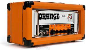 Sélection d'amplis guitare Orange en promo - Ex : Tête Orange OR15H (muziker.fr)