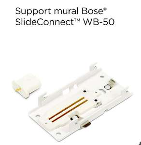 Support mural Bose WB-50  Blanc