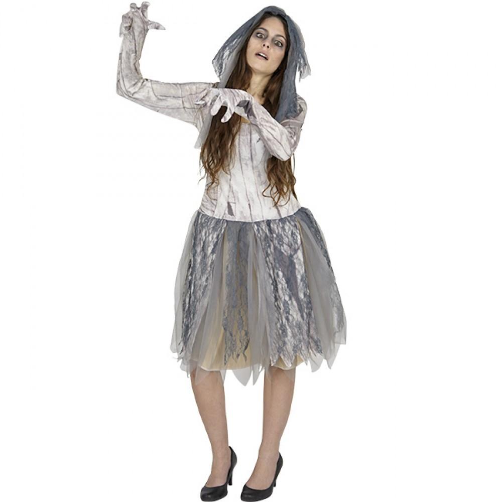 Déguisement femme Zombie