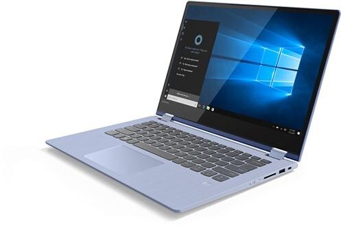 "PC Portable Hybride 14"" Lenovo Yoga 530-14IKB - Full HD, i7-8550U, 16 Go de RAM, 512Go en SSD"