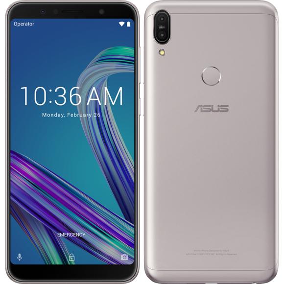 "Smartphone 6"" Asus ZenFone Max Pro M1 - Full HD+, 4 Go RAM, 64 Go ROM 5000 mah"