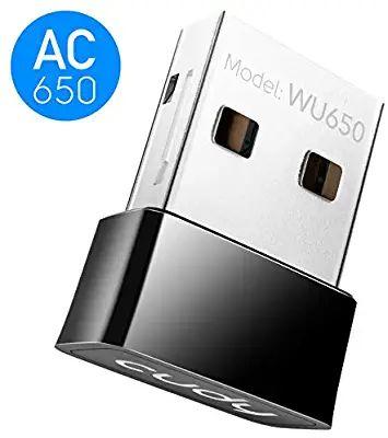 Dongle Wi-Fi - bande AC, 650Mb/s