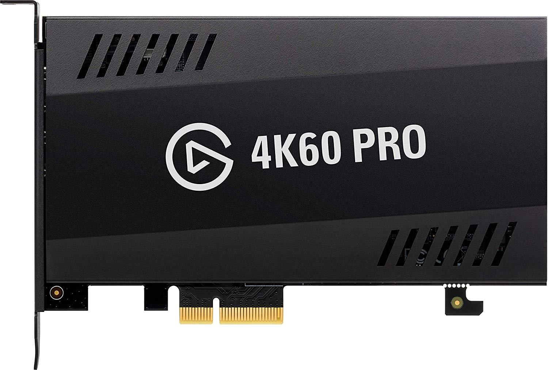 Carte d'acquisition Elgato 4K60 Pro - 4K/60fps pour Streaming / Enregistrement