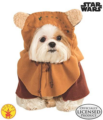 Déguisement pour chien StarWars Ewok  - taille M