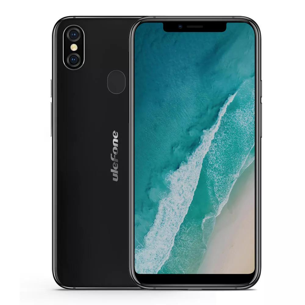 "Smartphone 5.85"" Ulefone X - HD+, Helio P23, 4 Go RAM, 64 Go, 4G (B20)"