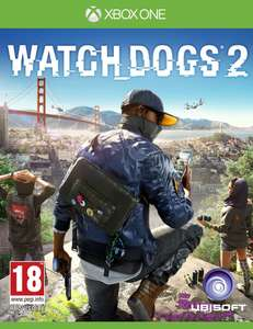 Watch Dogs 2 sur Xbox One (+ 1.35€ en SuperPoints)
