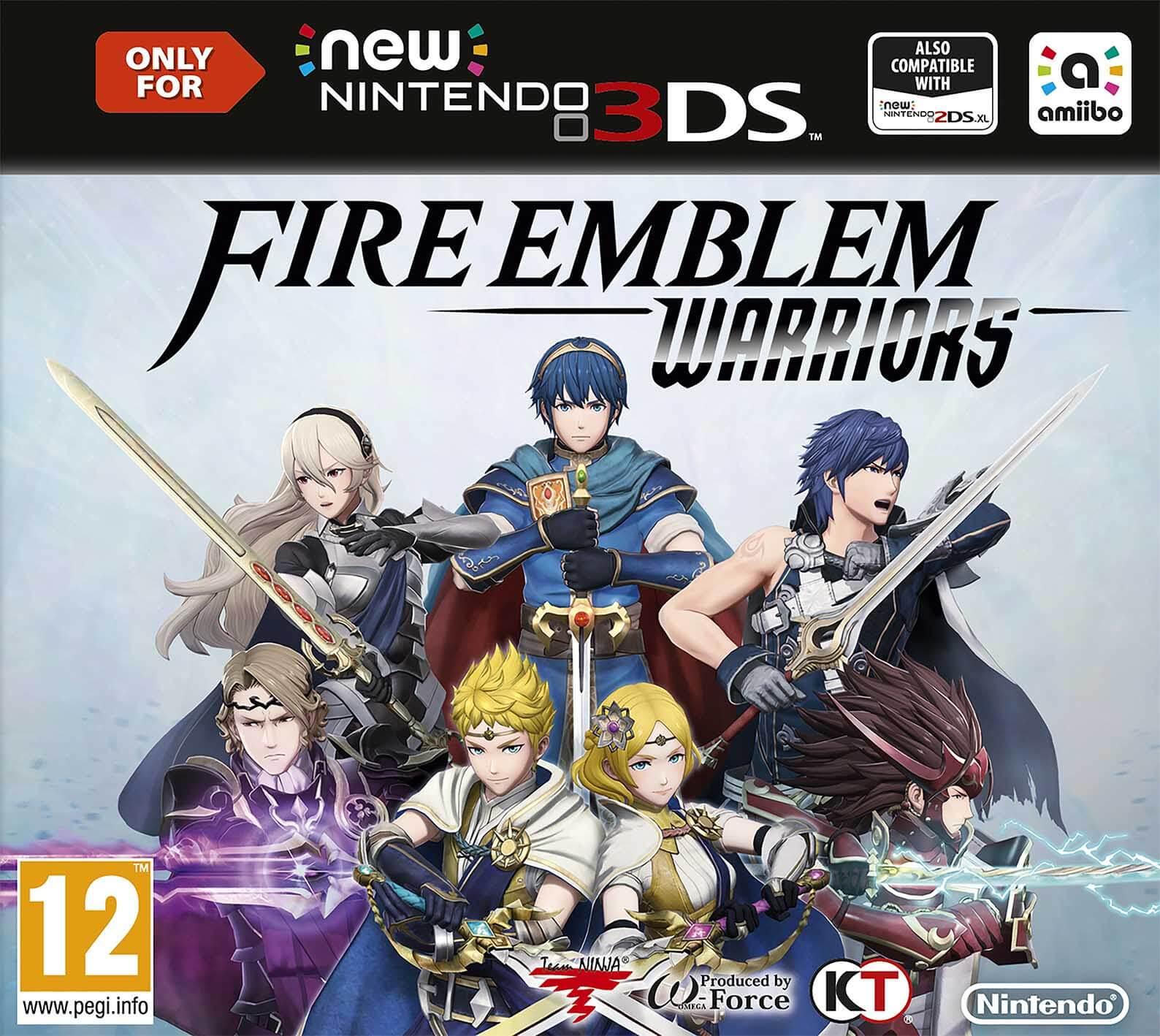 Fire Emblem : Warriors sur Nintendo new 3DS