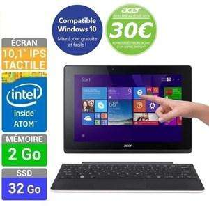 """PC Convertible 10.1"""" Acer Switch SW3-013-14RB (ODR de 30€)"""