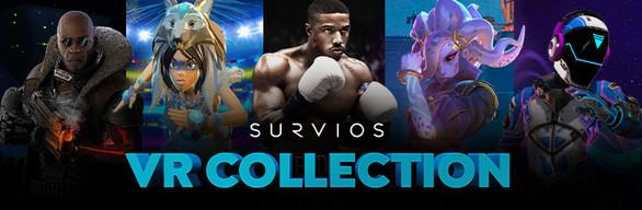 The Survios Collection sur PC (Dématérialisé)