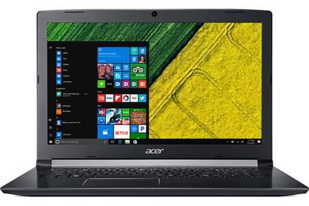 "PC Portable Acer Aspire 17.3"" A517-51G-76CW - Full HD, i7 7500U, 8 Go de RAM, 1 To Hdd, MX130, Windows 10"