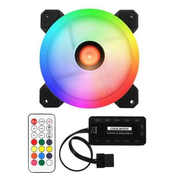 Ventilateur PC RGB E-Thinker (vendeur tiers)