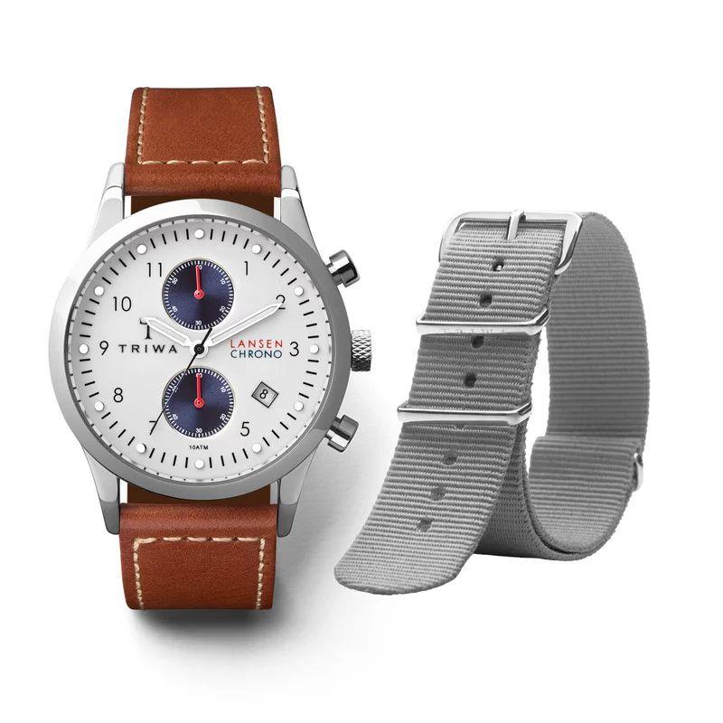 Jusqu'à 70% de réduction sur une sélection de montres - Ex: Montre Triwa Duke Lansen Chrono
