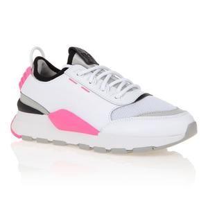 Baskets Puma RS-0 Sound - Femme - Blanc et rose, du 36 au 41