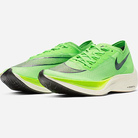 Chaussure de running Homme Nike Zoom Vaporfly Next - Vert (Plusieurs tailles)